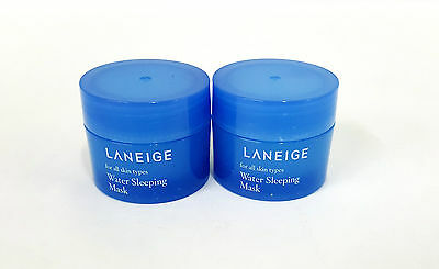*Laneige* Water Sleeping Mask Pack Kit (15mlx2pcs) - Korea Cosmetic