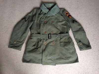 Us Army Mackinaw jacket,40's,lare