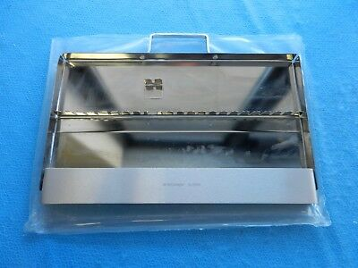 Richards Surgical ENT House Type Instrument Case CASE ONLY!! 13-0559