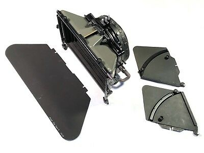 Chrosziel SBH S16, 3-stage matte box with extras.