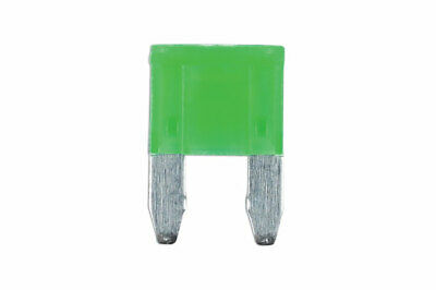 Connect 37177 4amp LED Micro 2 Blade Fuse Pk 25