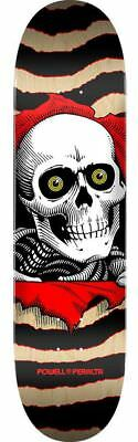 POWELL PERALTA Ripper Birch 8,0 - One Off Gold Black - Skateboard Deck