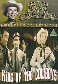 King of the Cowboys [1943] (2005) - DVD | Brand New | Free Delivery