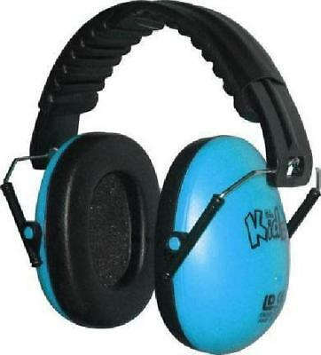 Childrens Ear Defenders Baby Child Toddler Hearing Safety -Sky Blue
