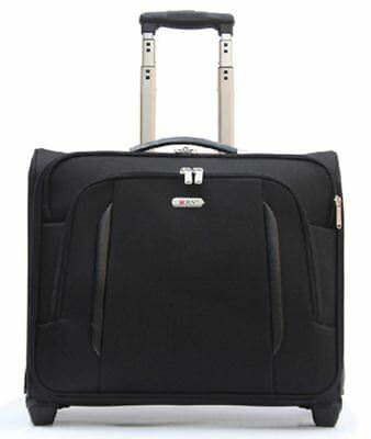 JLY Wheeled Laptop Briefcase Business Office Bag Trolley Case Travel Cabin Bag