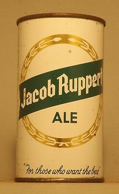 Indoor Jacob Ruppert Ale Flat Top Beer Can - New York, NY