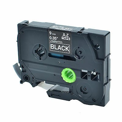 1PK TZ 325 TZe-325 TZ325 White on Black Label Tape For Brother P-Touch PT-1890W