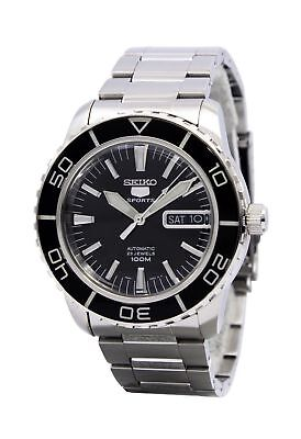 7b845cad1 Seiko Men's Analogue Automatic Watch with Stainless Steel Bracelet SNZH53K1