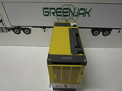 Fanuc A06B-6121-H030#h550 Ser D Spindle Amplifier  Module - Used - Free Shipping