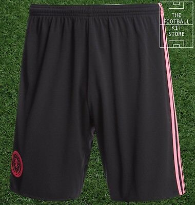 Scotland Away Shorts - Official adidas Football Shorts - Mens - All Sizes