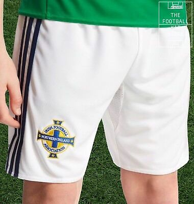 Northern Ireland Shorts - Official adidas Football Shorts - Mens - All Sizes