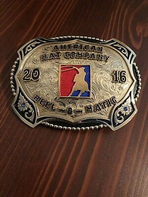 Champion Rodeo Buckle