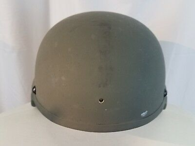 MSA ACH ADVANCED COMBAT Tactical HELMET Large US. / Army / Marine Corps shell