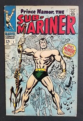 Sub-Mariner #1 • Very Good- • When Is Subby Getting A Film? • Infinity War