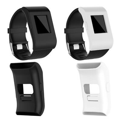 Dustproof Silicone Case Protective Skin Cover For Fitbit Surge Fitness Watch 1Pc