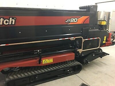 2017 Ditch Witch JT -20 Directional Drill