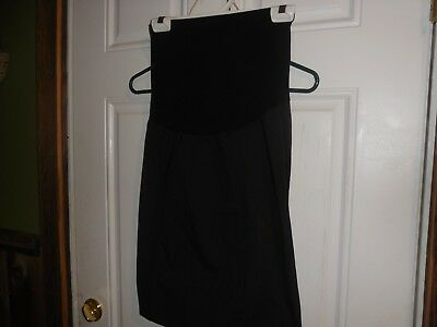 Here's A Pre Owned Motherhood Maternity Skirt Size L In Good Condition See Pic's