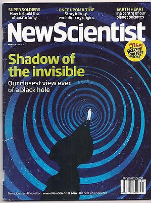 NewScientist-23 may 2009-SHADOW OF THE INVISIBLE.
