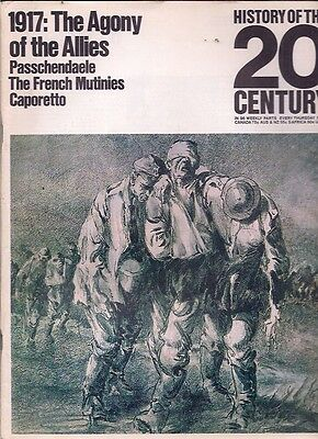 history of the 20th century-no.26-1917:THE AGONY OF THE ALLIES.