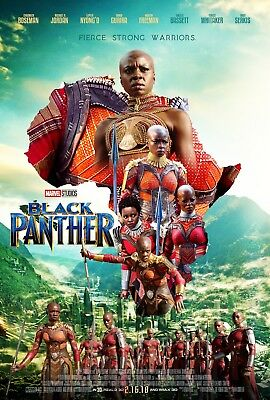 Black Panther MOVIE posters