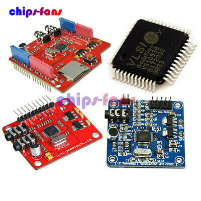 VS1053B VS1053 MP3 Music Board Shield Module TF/ SD Card Slot Arduino UNO R3 New