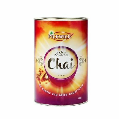 Pickwick Chai Latte 1.5Kg - New Line (Free Post) Bb March 2020