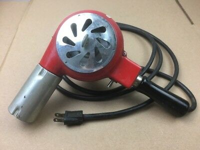Dayton Electric Heat Gun Good Condition Model 2Z045 Hot and Cold Vintage USA