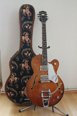 Gretsch 6119 - Tennessean - Vintage / 1967 / Nick Page customized ! Mojo !
