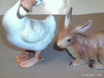 Bunny From Ucagco Ceramics Japan, Duck (Unknown)