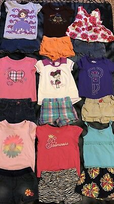 3T Toddler Girl Spring/summer Outfit Lot Crazy 8, Children's Place, Circo