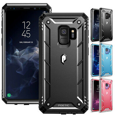 Poetic Case Heavy Duty Full-Body Rugged For Galaxy Note 9/ 8/S9+/S9 / S10 / S10+