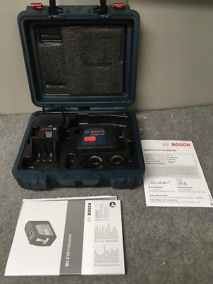 Bosch Professional GLL 2-15 Cross Line Laser - EX DISPLAY
