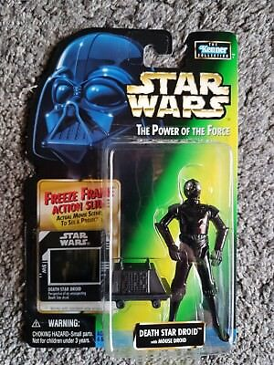 Star Wars Death Star Droid - Kenner - Power of the Force 2 1999 - OVP