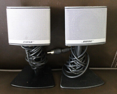 Bose Companion 3 Series ii Computer Speakers