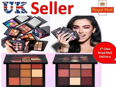 Huda, Morphe Beauty Collection Mauve Dusk Warm Brown Smokey Obsessions