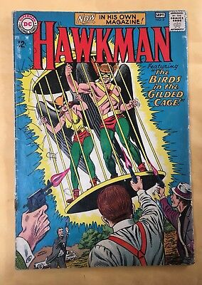 Hawkman #3 (Aug-Sep 1964, DC)