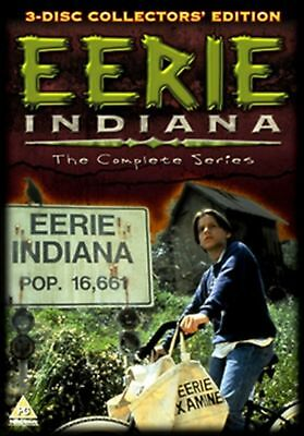 Eerie Indiana: The Complete Series (Collector's Edition) [DVD]