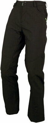 Arctiva Snow Snowmobile Mens Wind/Water Resistant Mid-Layer Pants (Black) Large