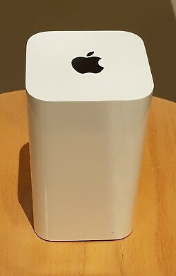 Apple AirPort Extreme Gigabit Wireless AC Router (ME918B/A) 6th generation