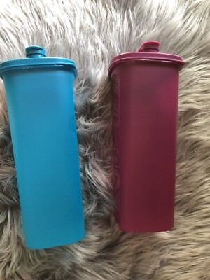 Brand New TUPPERWARE 2L SLIMLINE PITCHER SET includes strainers