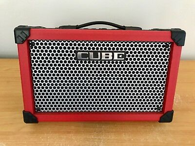 Roland Cube Street (Battery Powered) 2-Channel Combo Amp 5W
