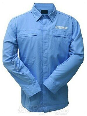 G.Loomis Tego Shirt Blue BRAND NEW @ Ottos Tackle World