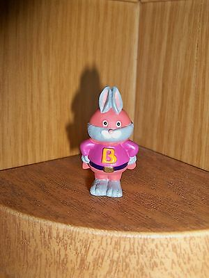 HALLMARK Halloween Merry Minaturei 1993 Super Bunny