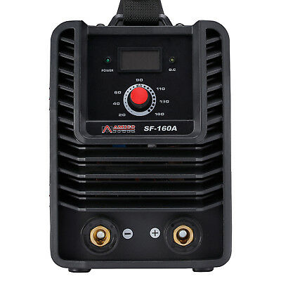 ARC-160D 160-Amp Stick/ARC/MMA DC Welder 110/230 Dual Voltage Welding Machine