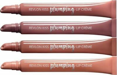 Revlon Kiss Plumping Lip Creme ~ Choose From 10 Shades
