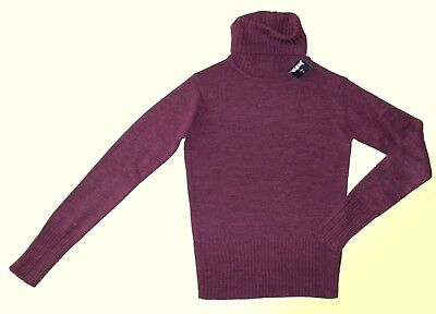 Pull pour femmes pull pullover col roulé pull-overs d'HIVER TAILLE gr.34-44