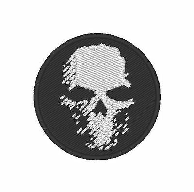 "E0037 Cosplay Game Embroidered Cap Patch Ghost Recon Wildlands 2"" Diameter"