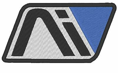 E0008 Game - Cosplay  Morale Patch Mass Effect Andromeda  Ai Logo Embroidered