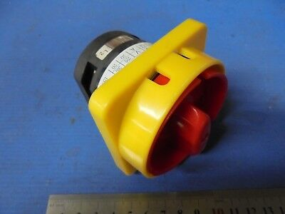 Rotary Isolator Switch - 20A