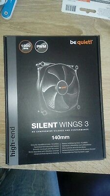 be quiet! Lüfter Silent Wings 3 140mm